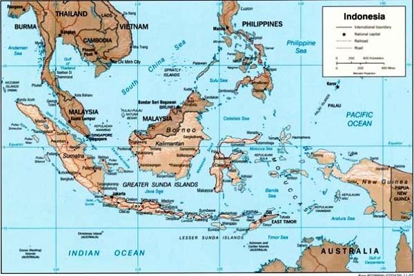 Garis Lintang Dan Garis Bujur Pada Peta Navigasi Pt Banjaran Lintas Samudera